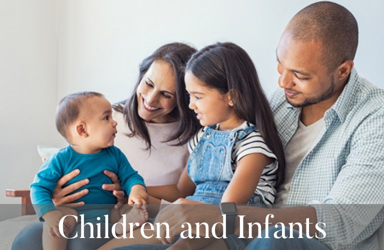 Children and Infant medical care